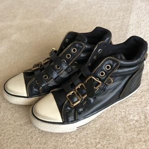 A.S.H high top sneakers